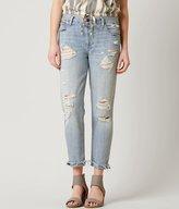 Lucky Brand Sienna Boyfriend Stretch Cropped Jeans