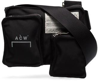 A-Cold-Wall* V2 logo holster belt bag