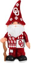 Forever Collectibles Oklahoma Sooners Ugly Sweater Garden Gnome