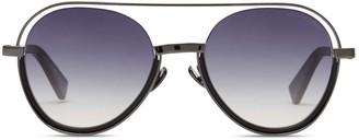 Oliver Goldsmith Sunglasses The 2010S Polished Gun