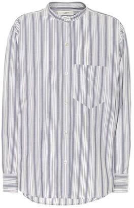 Etoile Isabel Marant Isabel Marant, étoile Satchell striped cotton shirt