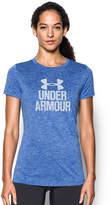 Under Armour Women's Tech Twist Short Sleeve Graphic Tee