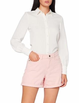 Noisy May Women's NMSMILEY NW Shorts CLR
