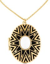 House Of Harlow Reversible Locket Pendant Necklace