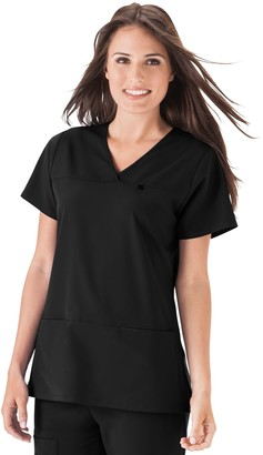 Jockey Women's Scrubs Multi-Pocket Top 2299