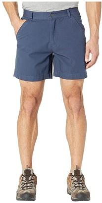 Royal Robbins Billy Goat Shorts (Navy) Men's Shorts