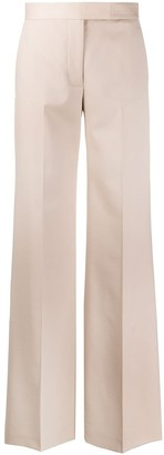 Stella McCartney High-Waisted Flared Trousers