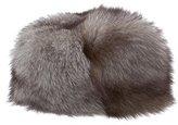 Escada Fox Fur Hat