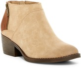BC Footwear Union Bootie