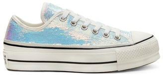 Converse Chuck Taylor All Star Lift Minisequins Ox Trainers