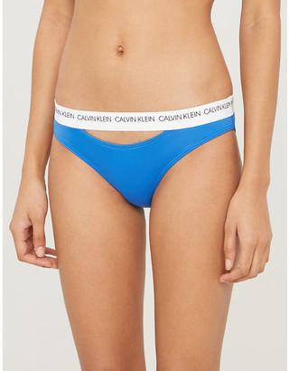 Calvin Klein Classic mid-rise bikini bottoms