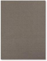 Faux Natural Chevron Indoor/Outdoor Rug, Brown/Gray