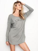 Victoria's Secret Victorias Secret The Angel Long Sleeve Sleep Tee