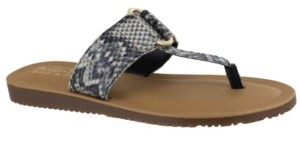 Bella Vita Jan-Italy Toe-Thong Sandals Women's Shoes