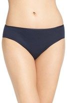 Hanro Women's Seamless Cotton High Cut Briefs