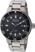 Invicta Men's 'Reserve' Swiss Automatic Stainless Steel Casual Watch, Color:Silver-Toned (Model: 23000)