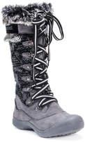 Muk Luks Gwen Womens Waterproof Snow Boots