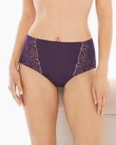 Soma Intimates Sensuous Lace Modern Brief