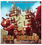 Asmodee The Builders Middle Ages Card Game