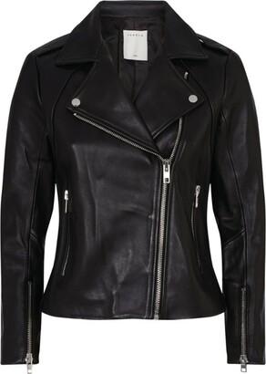 Sandro Paris Leather Jacket