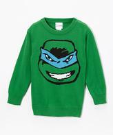 Freeze Green Leonardo Sweater - Boys