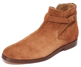 H By Hudson Cutler Suede Belted Boots