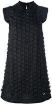 Class Roberto Cavalli flower embellished dress - women - Polyester/Acetate - 44