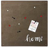 Primitives by Kathy Hand Lettered Collection Metal Home Magnet Board/Sign