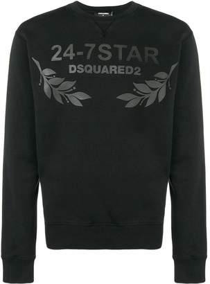 DSQUARED2 24-7 Star jumper