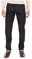 The Unbranded Brand Tapered in 11 OZ Indigo Stretch Selvedge (11 OZ Indigo Stretch Selvedge) Men's Jeans