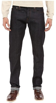 The Unbranded Brand Tapered in 11 OZ Indigo Stretch Selvedge (11 OZ Indigo Stretch Selvedge) Men's Jeans