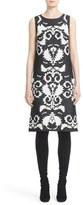St. John 'Layla' Knit Sleeveless Shift Dress