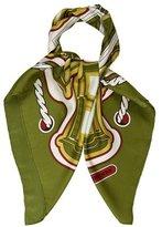 Hermes Les Berlines Silk Scarf