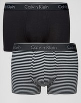 Calvin Klein Trunks 2 Pack Christmas