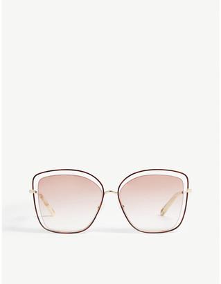 Chloé Carlina CE133S cat-eye sunglasses