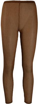 Missoni Ribbed Knit Leggings
