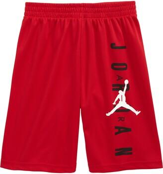 Jordan Vert Mesh Athletic Shorts