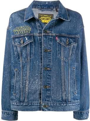 Levi's x Star Wars denim jacket