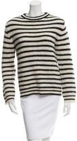 IRO Striped Crewneck Sweater