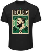Majestic Men's Kyrie Irving Boston Celtics Greatest Impact T-Shirt