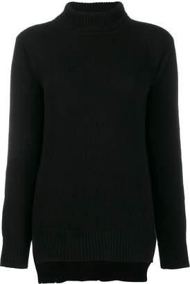 Avant Toi roll-neck knitted jumper
