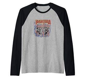 Bravado Pantera Official Domination Raglan Baseball Tee