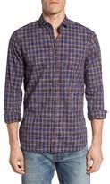 BOSS ORANGE Men's Cattitude Plaid Shirt
