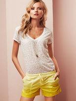 Victoria's Secret Linen Ombré Short