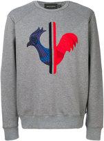 Rossignol embroidered sweatshirt
