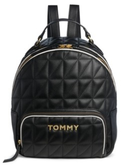 Tommy Hilfiger Quilted Emma Backpack