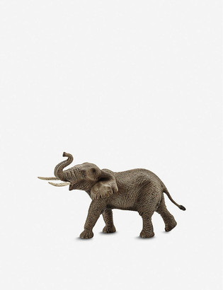 Schleich African elephant male toy figure 19.5cm