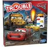 Disney Trouble Game - PIXAR Cars 3 Edition