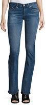 Rag & Bone Mid-Rise Boot-Cut Jeans, Elma