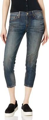 Level 99 Women's Sarah Twisted Seam Tomboy Jean